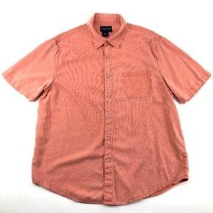 Nat Nast Havana Cloth Short Sleeve Button Down